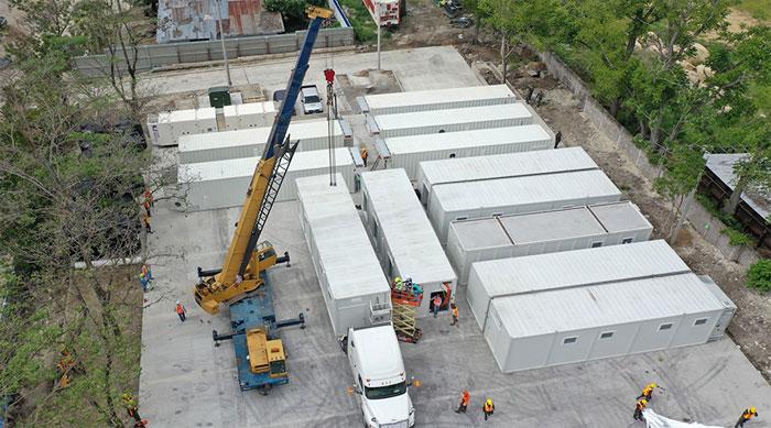Diputados dan dos semanas para que los hospitales móviles entren en funcionamiento