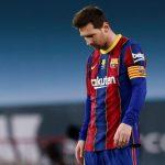 Dos partidos de sanción para Messi tras su primera expulsión oficial con el Barcelona