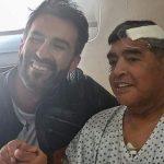 Leopoldo Luque, médico de Maradona, falsificó la firma del exjugador