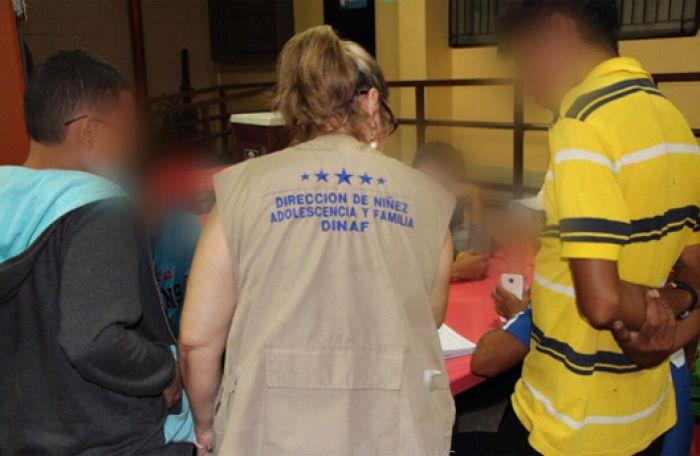 Unos 37 menores de edad bajo custodia de Guatemala serán retornados al país