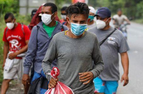 Unos 12 mil migrantes centroamericanos saldrían hacia EEUU en caravana de finales de julio