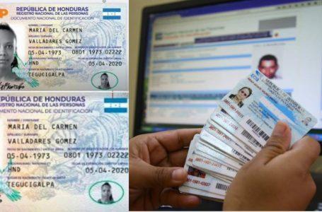 Margen de error en entrega de la nueva identidad debe ser mínimo y que no afecte