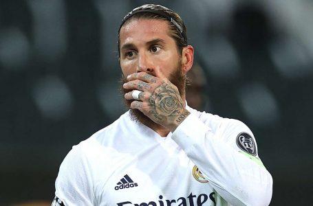 Sergio Ramos espera formal propuesta del Real Madrid con el deseo de seguir