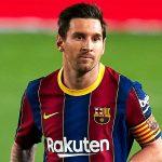 Messi descartado para el partido frente a la Real Sociedad por molestias físicas