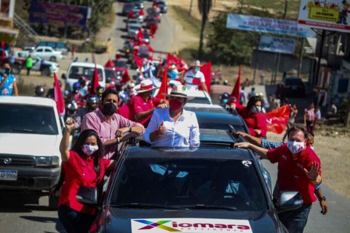 """""""Las semillas que sembramos en estos años de lucha están germinando"""": Xiomara Castro"""