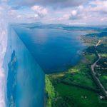 Hondureño reimagina paisajes del país con fantásticas fotografías