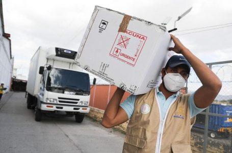 Aduanas garantizará el despacho oportuno y ágil del primer lote de vacunas contra Covid-19