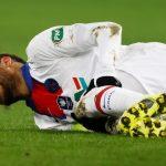 Neymar descartado por lesión para el partido de Champions ante el Barcelona