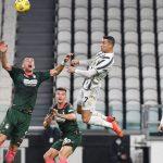 Cristiano da victoria a Juventus con dos goles y ya es 'pichichi' en la Serie A