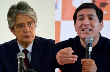 Finaliza conteo de votos en Ecuador: Arauz y Lasso a la segunda vuelta