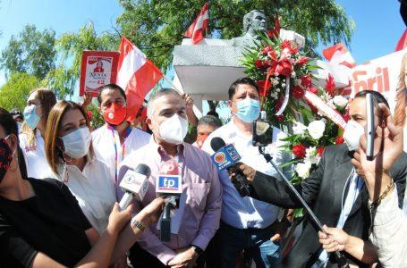 Yani asegura el PL necesita nuevas autoridades y recuerda que él ya pagó su condena en EE.UU.