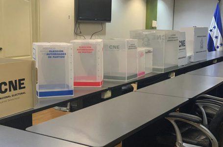 Medidas de bioseguridad en las mesas electorales para las primarias tienen un costo de L.12.5 millones