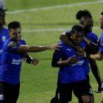 Honduras Progreso golea 4-0 ante el Platense y se aleja del descenso