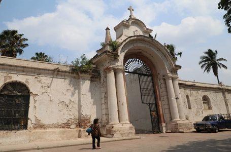 AMDC inicia licitación para restaurar capilla del cementerio General