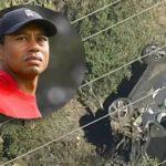 Golfista Tiger Woods hospitalizado tras grave accidente automovilístico en Los Ángeles