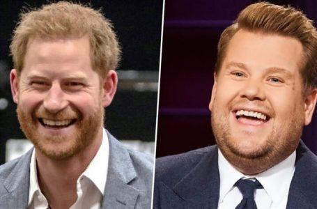 El Príncipe Harry aparecerá en el programa de James Corden, Carpool Karaoke