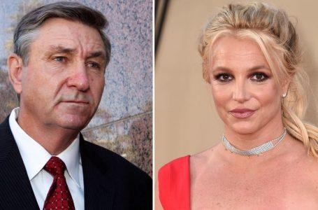 Juez niega al padre de Britney Spears la tutela completa de la cantante