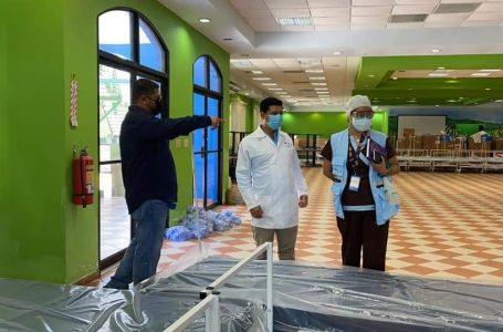 Salud instalará nuevo centro de triaje en parque acuático Wonderland de SPS
