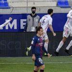 Varane evita en Huesca otro desastre del Real Madrid