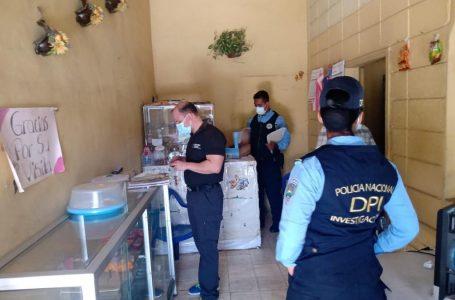Incautan dinero producto de la venta ilegal de lotería en La Ceiba