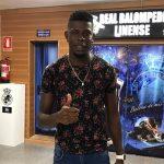 Bryan Barrios deja el futbol español y es nuevo refuerzo del Vida de La Ceiba