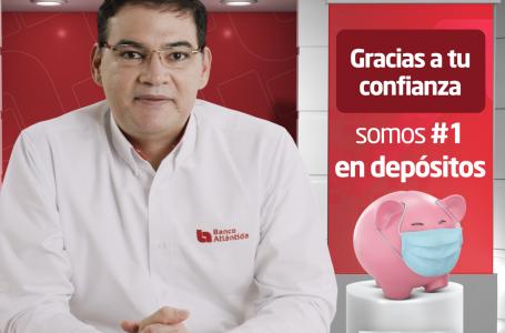 Banco Atlántida agradece la confianza de sus clientes lanzando promoción de ahorros