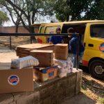 Comayagua e Intibucá reciben ayuda alimentaria de LOTO