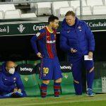 Explosiva conferencia de prensa de Koeman por las versiones en torno al futuro de Messi