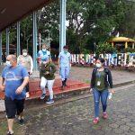 Valle de Ángeles, Santa Lucía y otros 3 municipios serán intervenidos por aumento de contagios