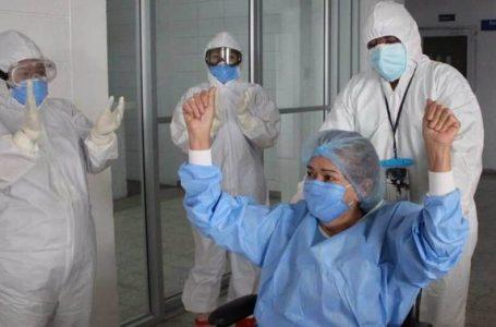 Los recuperados por Covid-19 desde que inicio la pandemia suman 64,168