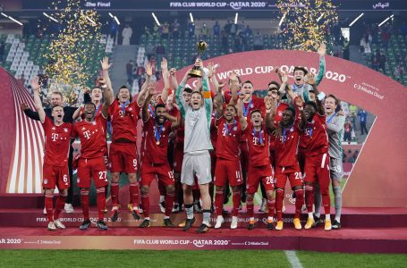 Bayern campeón del Mundial de Clubes y es el segundo equipo en lograr el sextete