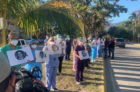 Médicos de SPS siguen clamando respuesta de las autoridades y conciencia de la población