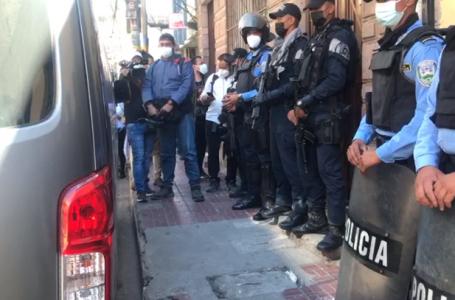 Policías involucrados en muerte de Keyla Martínez son sometidos a pruebas forenses