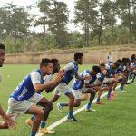 Sub-23 de Honduras en su tercer microciclo por el sueño Olímpico