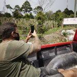Bloguero croata se adentra en Honduras en su recorrido por todo el mundo