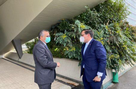 Gobierno pide a la OMS priorizar a Honduras en la respuesta global de la pandemia