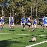 Seis legionarios entre los convocados de la Sub-23 para enfrentar a Costa Rica