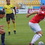 Denil Maldonado titular con el Everton de Chile luego de casi dos meses
