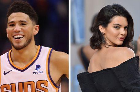 Kendall Jenner hace oficial su romance con Devin Booker