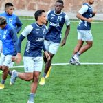 Sub-23 de Honduras a foguearse ante Costa Rica este martes y jueves