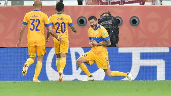 Tigres hace historia para Concacaf tras clasificar a la final del Mundial de Clubes