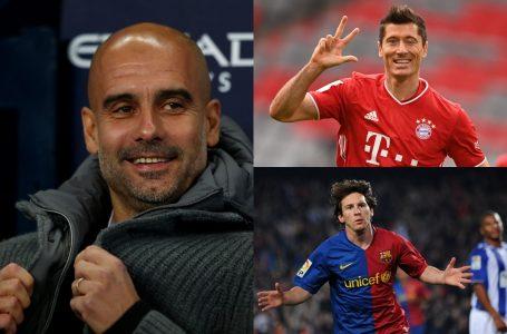 Guardiola felicita el 'sextete' del Bayern y le lanza un reto con Messi