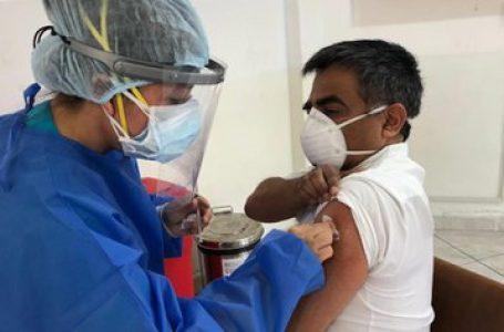 Perú comenzó la vacunación contra el coronavirus