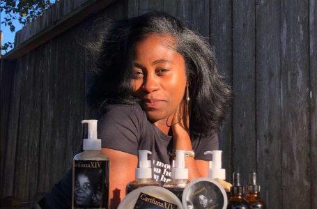 Angely Amaya; orgullosa garífuna que destaca con su empresa en EE.UU.