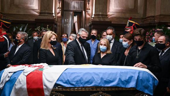 Argentina despide a Carlos Menem, el expresidente que impuso el sello neoliberal