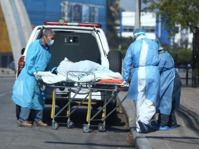 Trece decesos bajo sospecha de Covid-19 en hospitales de Tegucigalpa y La Paz