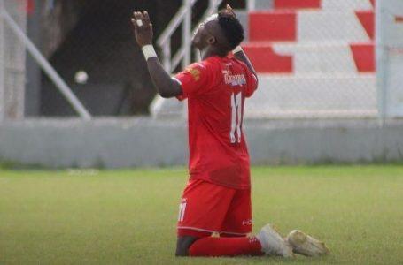 Rubilio Castillo anota doblete en el futbol boliviano previo a jugar Copa Libertadores