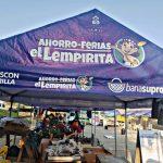 """Ferias """"El Lempirita"""" continúan con los precios más bajos y próximamente estarán en SPS"""