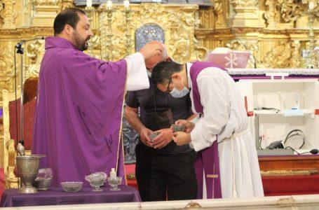 Iglesia Católica da comienzo a la cuaresma con un atípico Miércoles de Ceniza