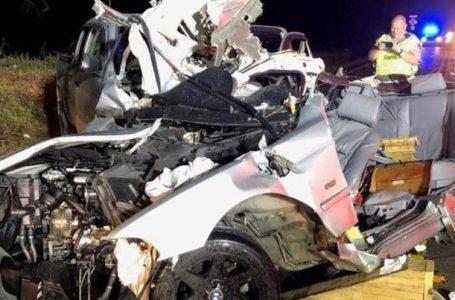 Tres hondureños fallecieron en aparatoso accidente automovilístico en EE.UU.
